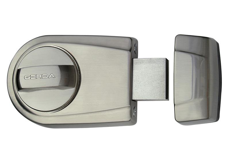 GERDA-G200-Brushed-Nickel-1 Brushed Nickel Interior Door Knobs